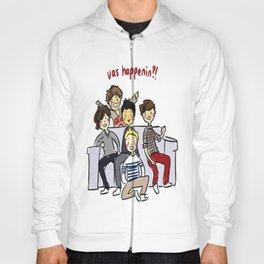 One Direction 'Vas Happenin' Cartoon Hoody