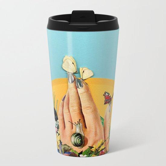 Morning Metal Travel Mug