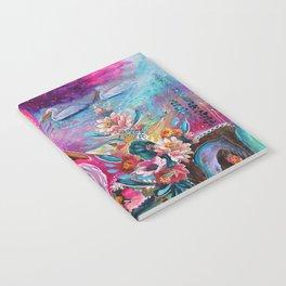 Spirit Wishes Notebook