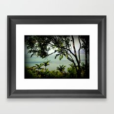 Port Douglas #1 Framed Art Print