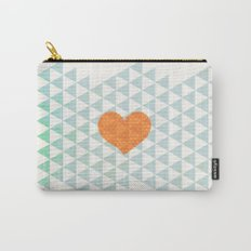 Crazy about Love Carry-All Pouch