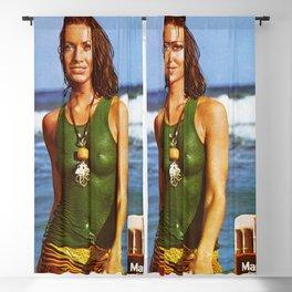 Manikin Cigars Vintage Advertisement Habanos Aficionado Poster Wall Decor Blackout Curtain