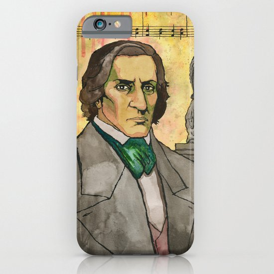 Frederic Chopin iPhone & iPod Case