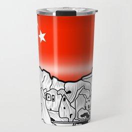 Cappadocia Travel Mug