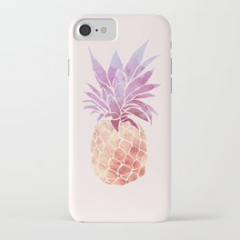 JUICY Pineapple iPhone Case