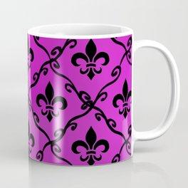 Flowre Deluce Coffee Mug