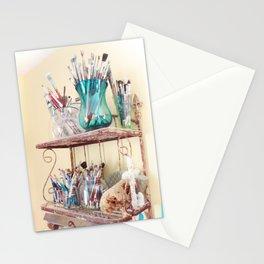 Kathy's Paintbrushes Stationery Cards
