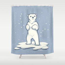 Ursa's Enchantment Shower Curtain