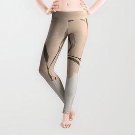 Minimalist Still Life Leggings