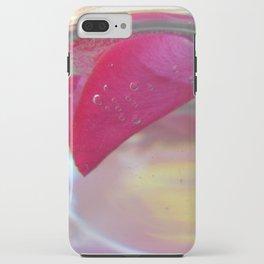 Rose Petals in Water iPhone Case