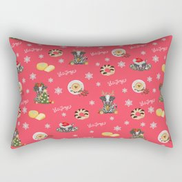 Christmas time - Azores Rectangular Pillow