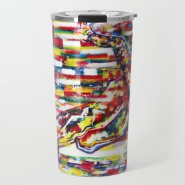 Apolo Anton Ohno - Flow Travel Mug