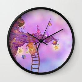 The Star keeper Wall Clock