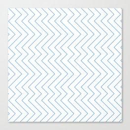 YARA ((true blue)) Canvas Print