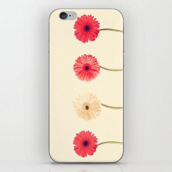Technicolour Flowers  iPhone & iPod Skin