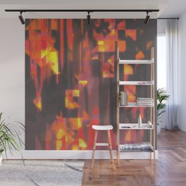 Turn To Ashes Wall Mural