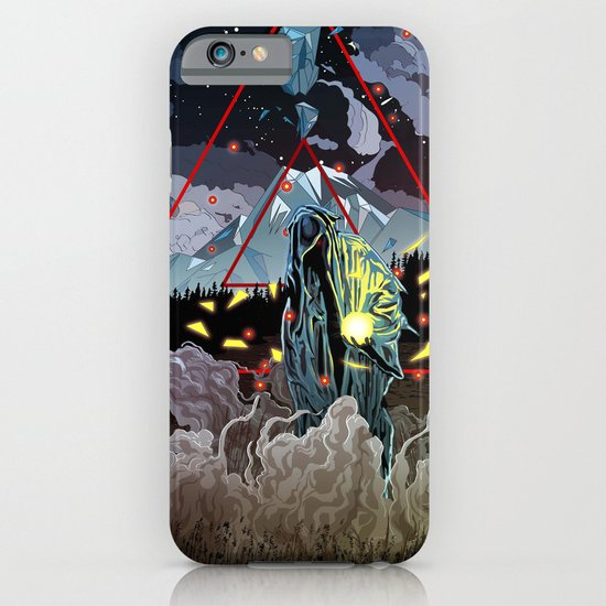 Apparitions iPhone & iPod Case