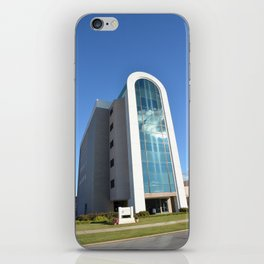Northeastern State University - The W. Roger Webb IT Building, No. 4 iPhone Skin