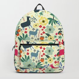Alpaca Love Backpack