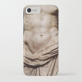 Marble amore: male iPhone Case