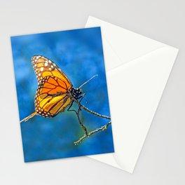 BUTTERFLY LIGHT Stationery Cards