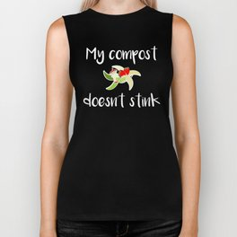 Composting My Compost Don't Stink Biker Tank