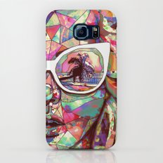 Sun Glasses In a Summer Sun Slim Case Galaxy S7