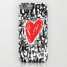 The Love Concept iPhone 6s Slim Case