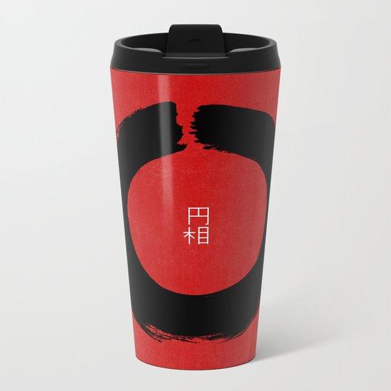 ENSO IN JAPAN Metal Travel Mug