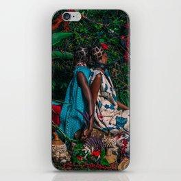Immmy & Mwasiti iPhone Skin