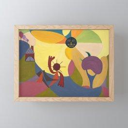 BCR#003 Framed Mini Art Print