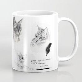 Cats & Zen Coffee Mug