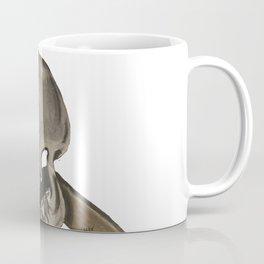 Knife & Skull Coffee Mug