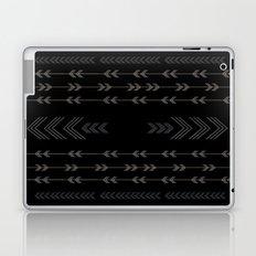 Headlands Arrows Black Laptop & iPad Skin