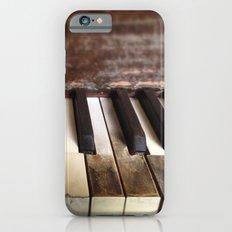 Dying Keys iPhone 6s Slim Case