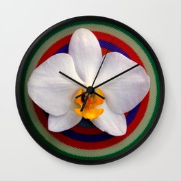 The Midas Kiss Wall Clock