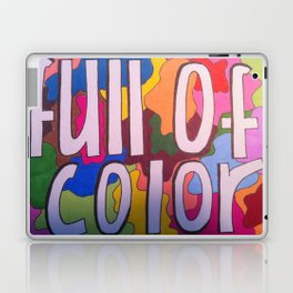 Full of Color Laptop & iPad Skin