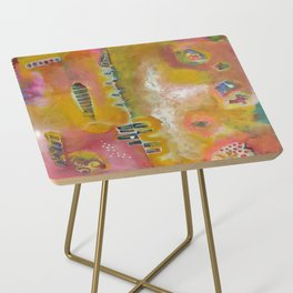 Sunny Disposition Side Table