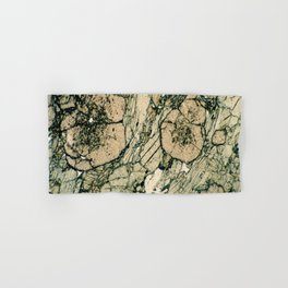 Garnet Crystals Hand & Bath Towel