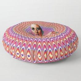 Hyperactive  Floor Pillow