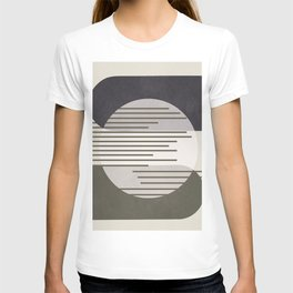 Abstract Geometric Art 50 T-shirt