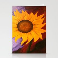 sister Stationery Cards featuring Sister by Jessica Nicole Pacheco