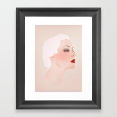 An Act Framed Art Print