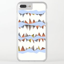 River Music 080818 Clear iPhone Case