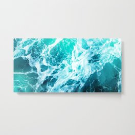 Out there in the Ocean Metal Print