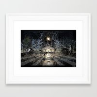 renaissance Framed Art Prints featuring Renaissance by Magick Kazim