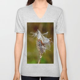 Time to Seed by Teresa Thompson Unisex V-Neck