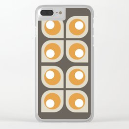 Hooray For Wednesday Clear iPhone Case