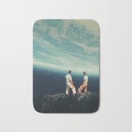 The Earth was crying and We were there Bath Mat