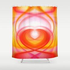 Twirl in Love Shower Curtain